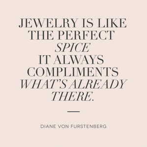 Jewelry Compliments Everything You Wear!
