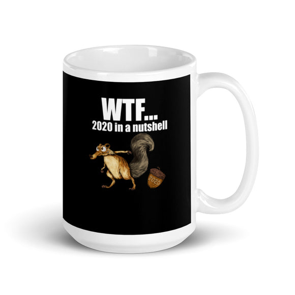15 oz 2020 In A Nutshell Mug