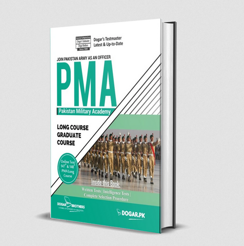 PMA long course Guidebook by Dogar Books
