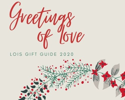 LOIS GIFT GUIDE 2020