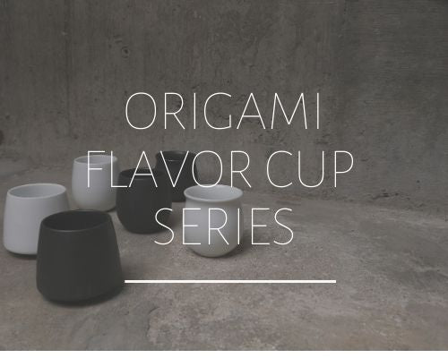 ORIGAMI Flavor Cups