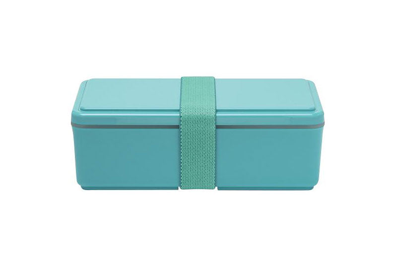 GEL-COOL Built in Ice Pack Bento Box Square SG