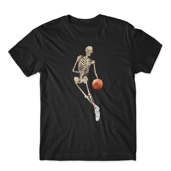 """Dead Ball"" Short sleeve t-shirt"