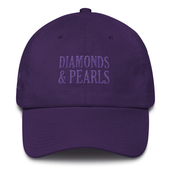 """DIAMONDS & PEARLS"" DAD HAT"