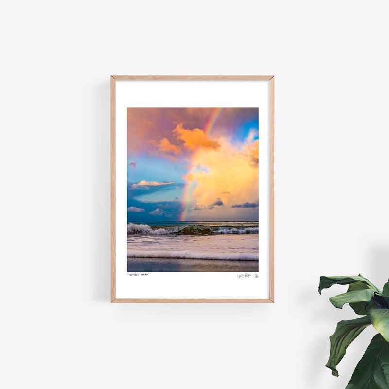 Rainbow Beach — Limited Edition Print