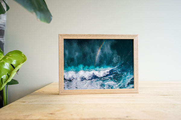 """Somewhere"" Framed Print"