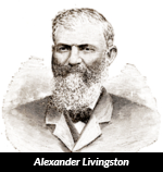 Alexander Livingston portrait