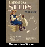Original Seeds Packet Livingston