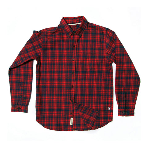 Wits North Shirt - Plaid - Long Island Sole Supply - 1