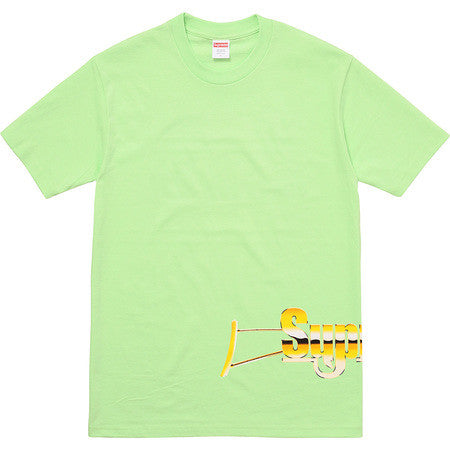 Supreme Automatic Tee - Light Green