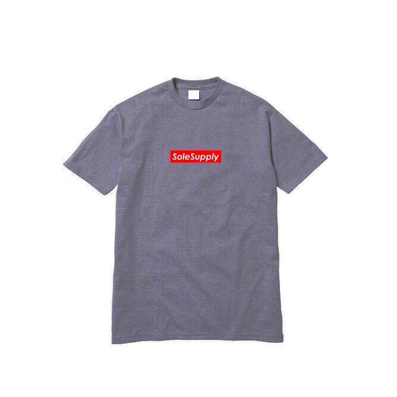 Sole Supply Kruger Tee - Dark Grey - Long Island Sole Supply