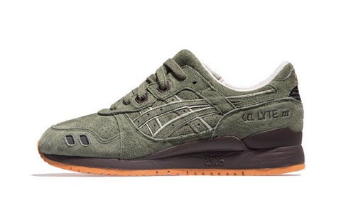 Ronnie Fieg x Asics Gel Lyte III - Militia Initiative 2.0