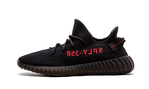 Adidas Yeezy 350 Boost V2 - Black/Red