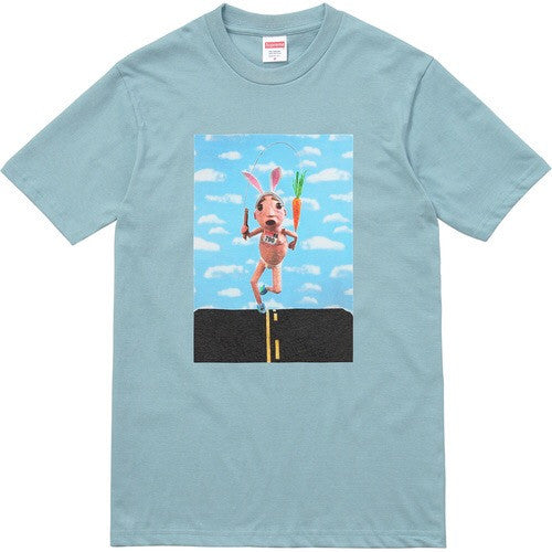 Supreme/Mike Hill Runner Tee - Slate