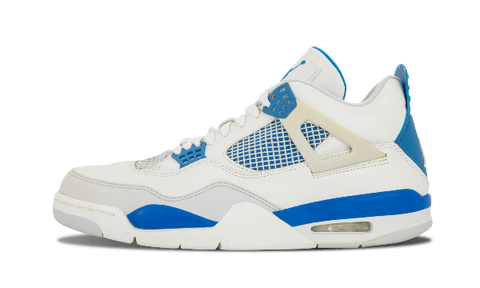 "Air Jordan 4 Retro ""Military Blue"""