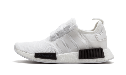Adidas NMD R1 - White/Black