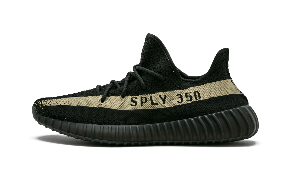 Adidas Yeezy Boost 350 V 2 black and green