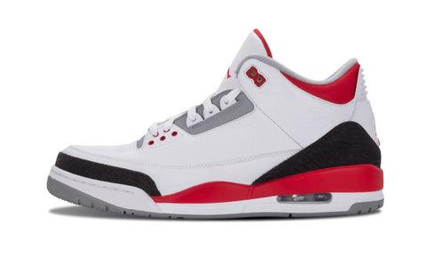 "Air Jordan 3 Retro (GS) ""Fire Red"""
