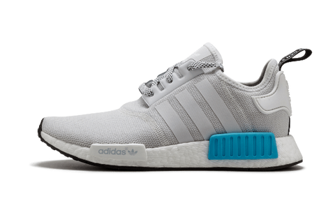 Adidas NMD R1 J - Grey/Blue