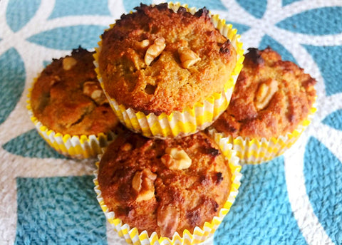 NANA NUT Protein Muffins