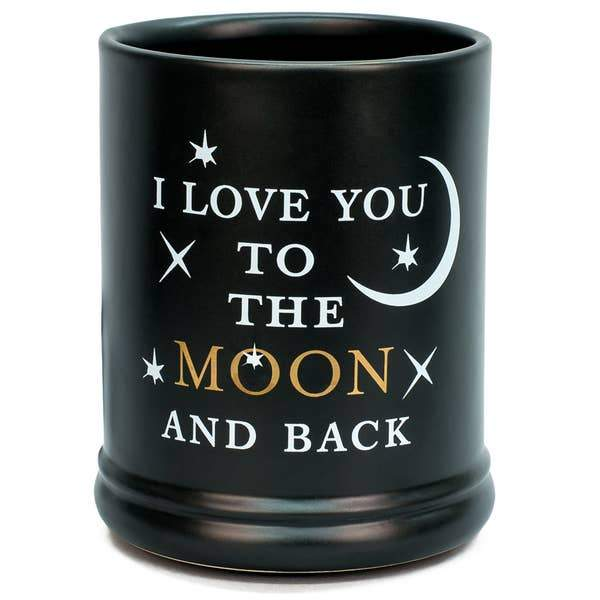 Moon Jar Candle Warmer