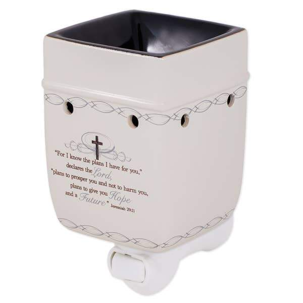 Jeremiah 29:11 Plug-in Warmer - The Candle Shack