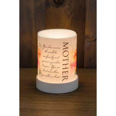 Mother: World to Our Family Scent Warmer