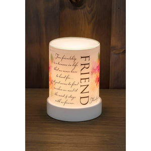True Friendship Is a Treasure Scent Warmer - The Candle Shack