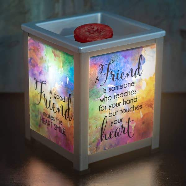 A Friend Is Someone Who - The Candle Shack