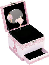 Load image into Gallery viewer, My Heart Pink Ballerina Musical Box