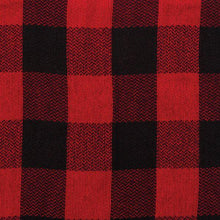 Load image into Gallery viewer, Buffalo Plaid Woven Infinity Scarf - The Candle Shack