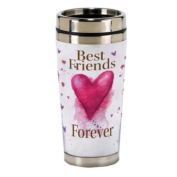 Best Friends Forever Travel Mug