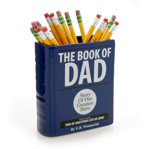 The Book Of Dad Holder