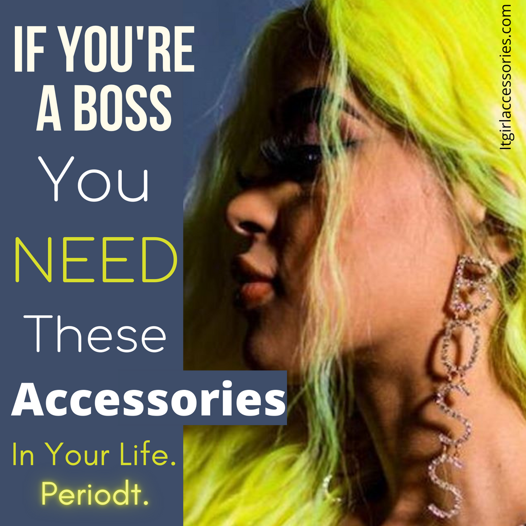 Boss Chicks---10 Women's Clothing Accessories to Radiate Your Girlboss Grind