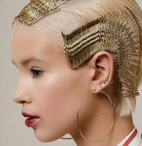 baddies hairstyles bobbypin trends