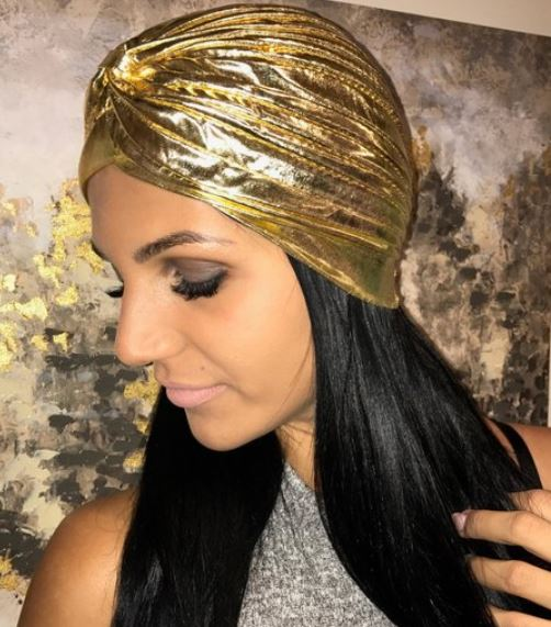 baddies hairstyles fashion turban