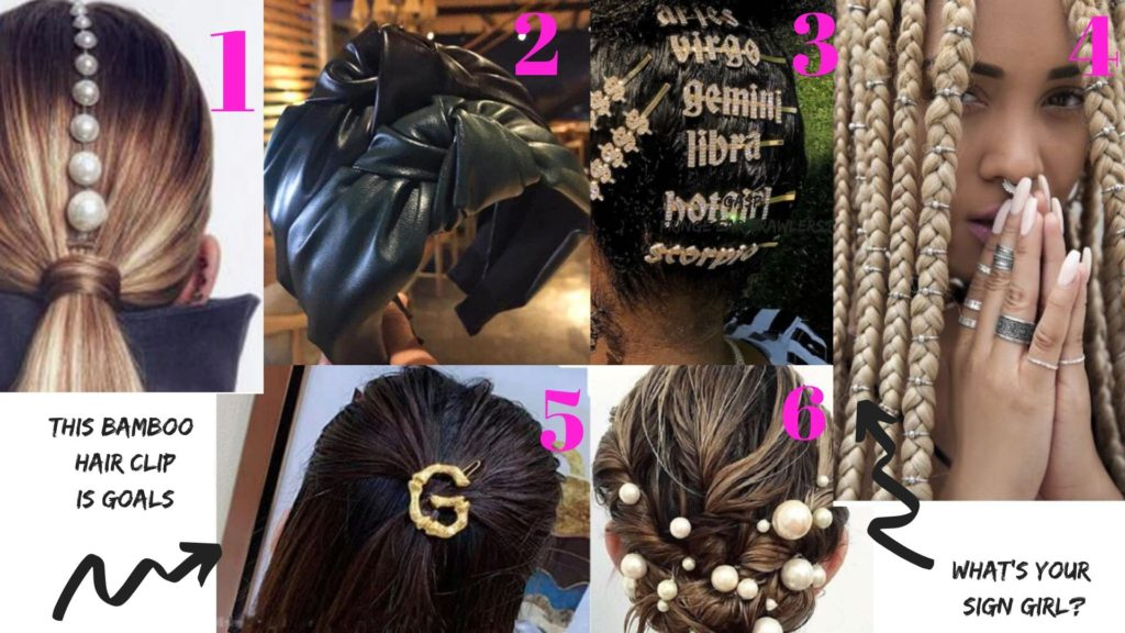 baddie hairstyles hair accessories