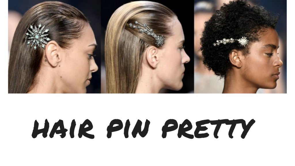 baddies hairstyles hair pin accessories trends