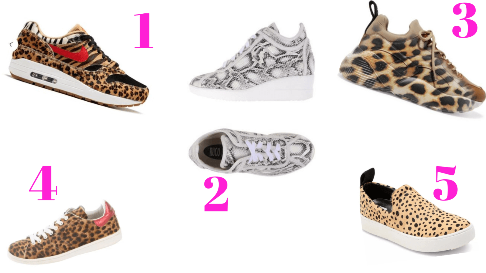 most-popular-sneakers
