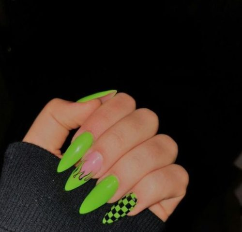 Neon Nails 2020