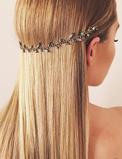 baddies hairstyles prom accessories