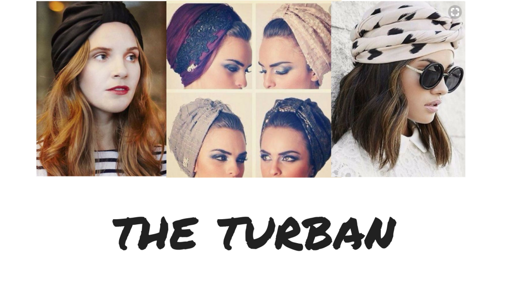 baddies hairstyles turban trend