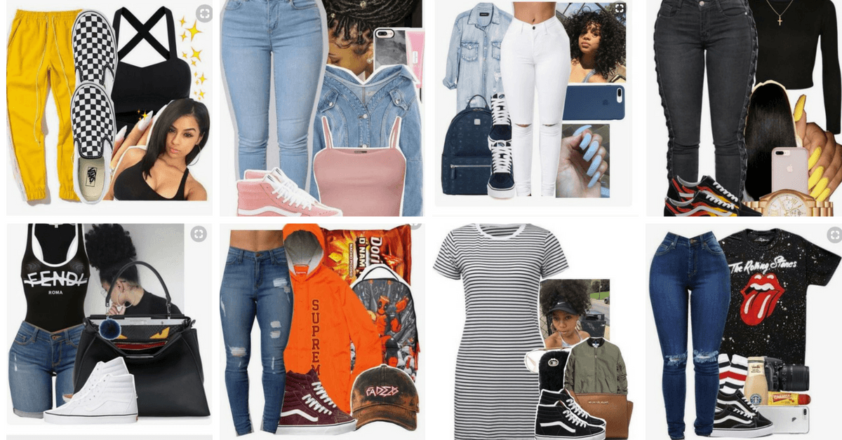 womens vans outfit ideas