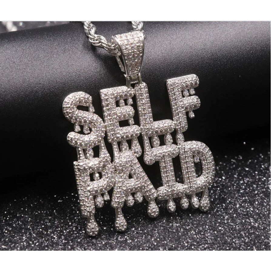 SELF PAID -  WOMEN'S STATEMENT NECKLACE - Itgirl Accessories Store