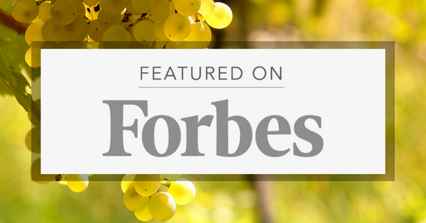 Myka Cellars featured in Forbes