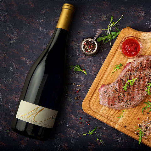 chardonnay and pork pairing with pinot noir