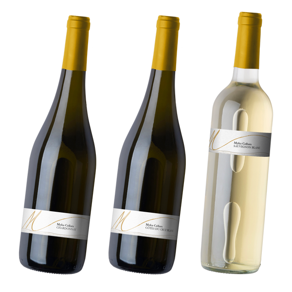 White Wine Tasting Trio