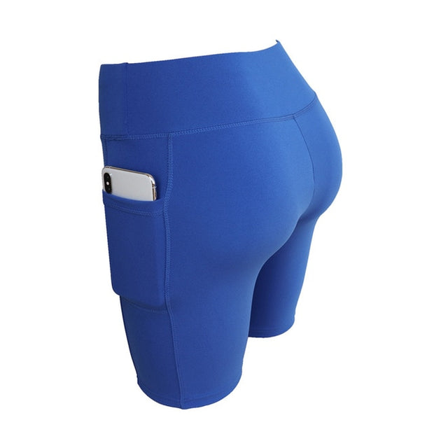 Blue Women's Shorts