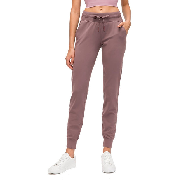 Purple Women's Jogger Sweatpants