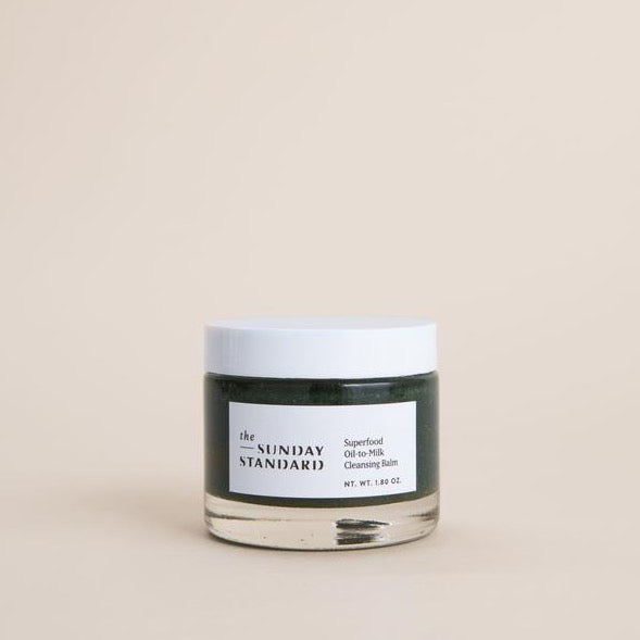 Oil-to-Milk Cleansing Balm
